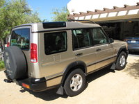 2001 Land Rover Discovery Series II Overview