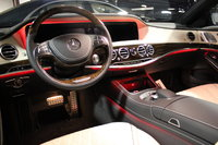 Picture of 2014 Mercedes-Benz S-Class S550, interior
