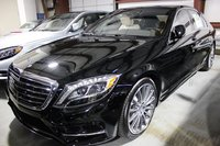 2014 Mercedes-Benz S-Class S550 picture