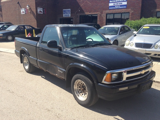 Picture of 1994 Chevrolet S-10