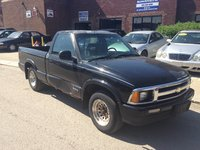 1994 Chevrolet S-10 Overview