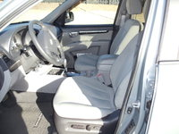 Picture of 2009 Hyundai Santa Fe SE, interior
