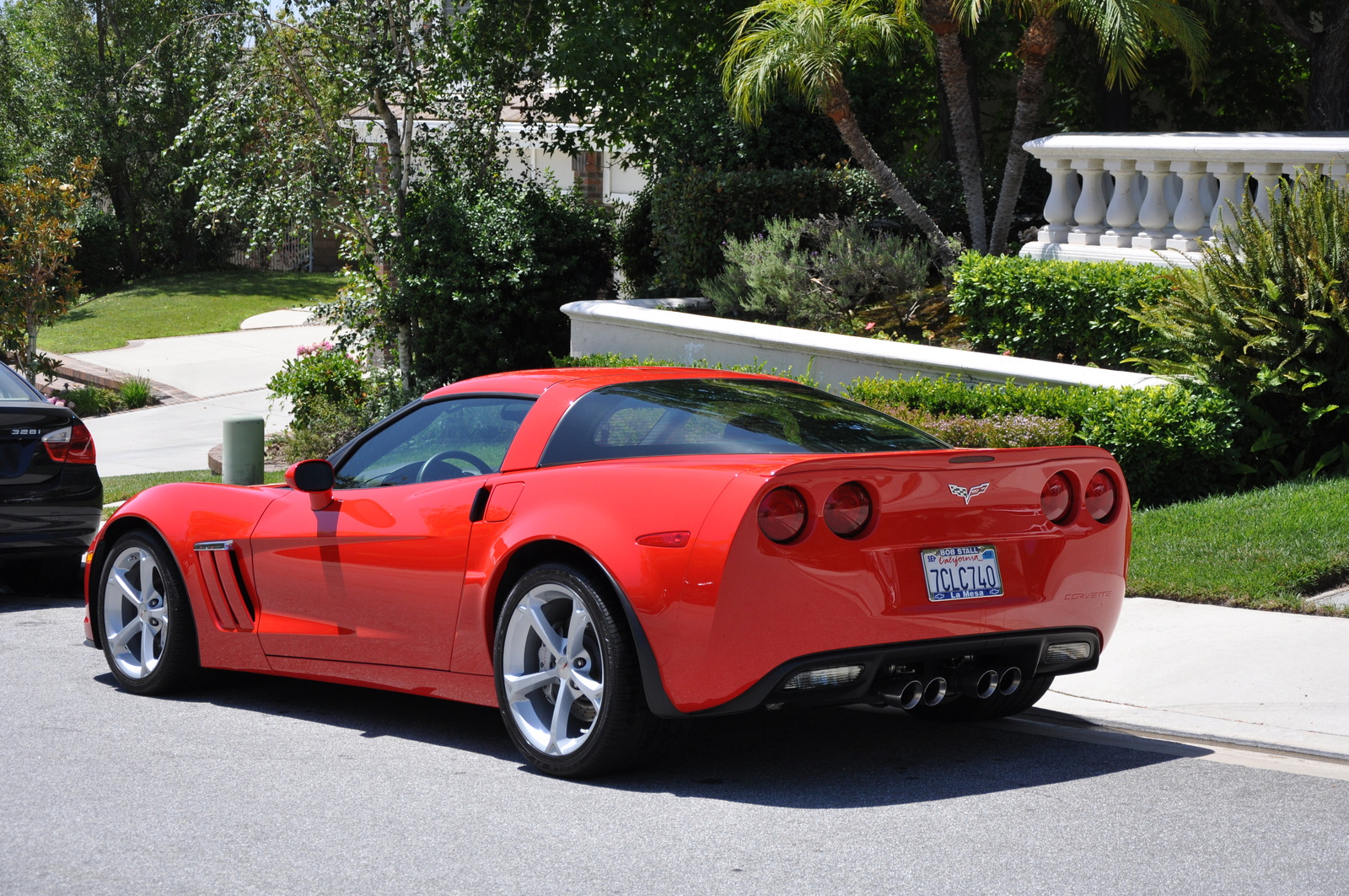 picture of 2013 chevrolet corvette grand sport 3lt exterior. Cars Review. Best American Auto & Cars Review