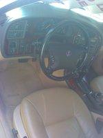 Picture of 2001 Saab 9-5 SE, interior