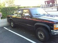 Picture of 1993 Dodge Dakota 2 Dr STD 4WD Extended Cab SB, exterior, gallery_worthy