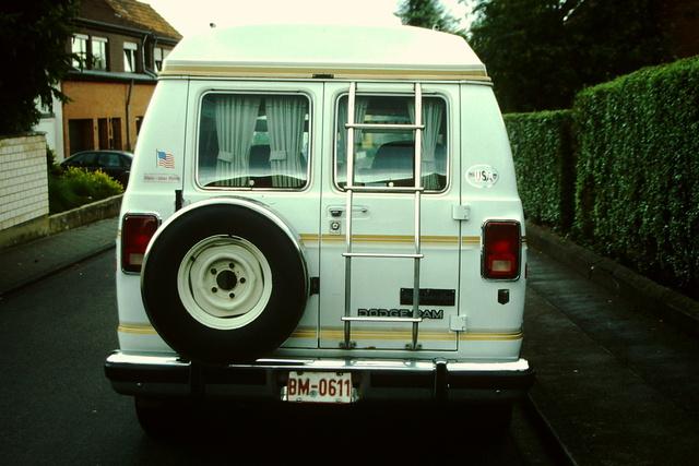 Picture of 1989 Dodge Ram Van