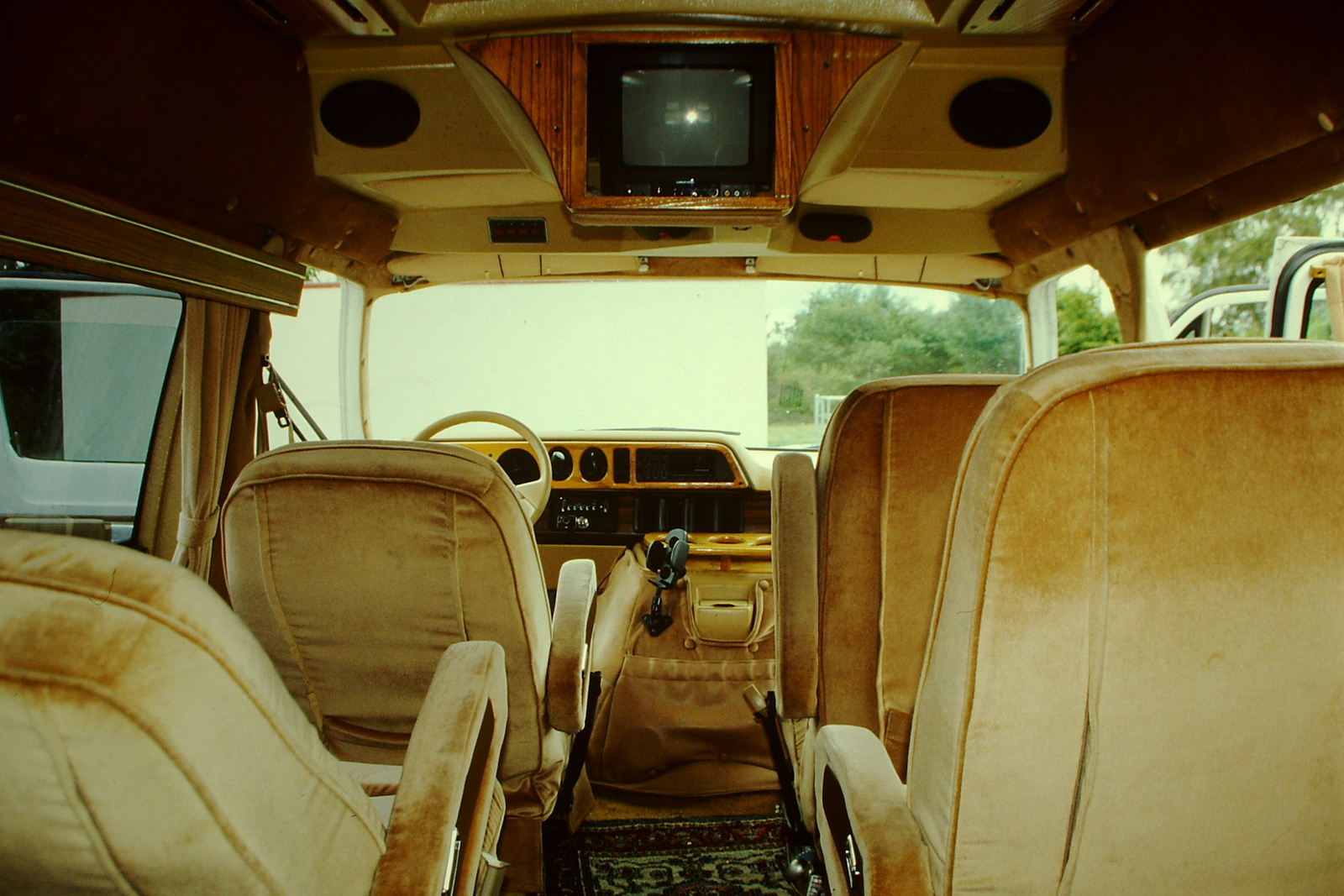 Dodge Ram Van Pic on 1989 Dodge Daytona Interior
