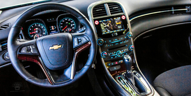 Picture of 2013 Chevrolet Malibu 2LT FWD, interior, gallery_worthy