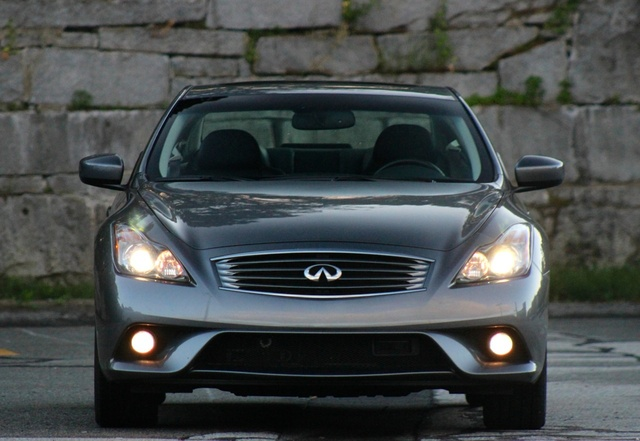 2014 INFINITI Q60, Front of the 2014 Infiniti Q60S, exterior, gallery_worthy