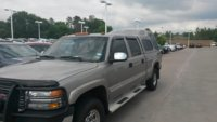 Picture of 2002 GMC Sierra 2500HD 4 Dr SLT 4WD Crew Cab SB HD, exterior
