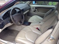 Picture of 1996 Mercedes-Benz SL-Class 2 Dr SL500 Convertible, interior