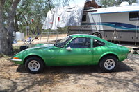 1970 Opel GT Overview