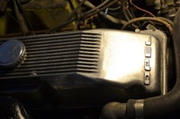 Picture of 1970 Opel GT, engine