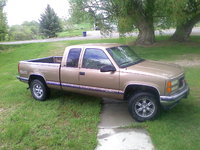 Picture of 1996 GMC Sierra 1500 K1500 SLE 4WD Extended Cab SB, exterior