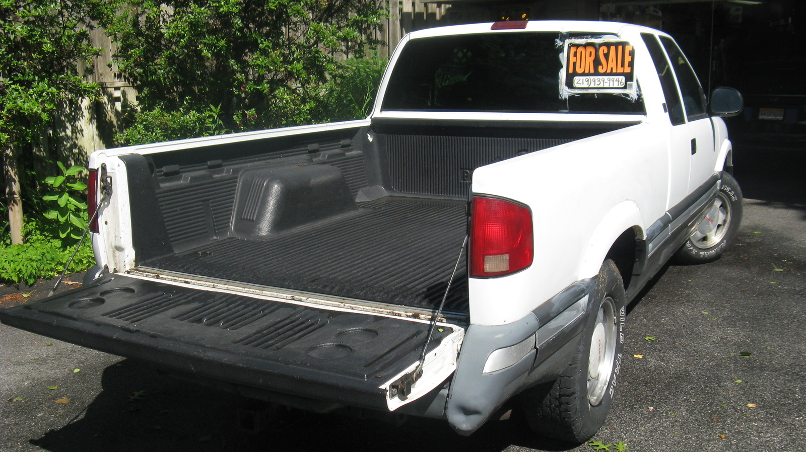 Picture of 1996 GMC Sonoma 2 Dr SLE Extended Cab SB