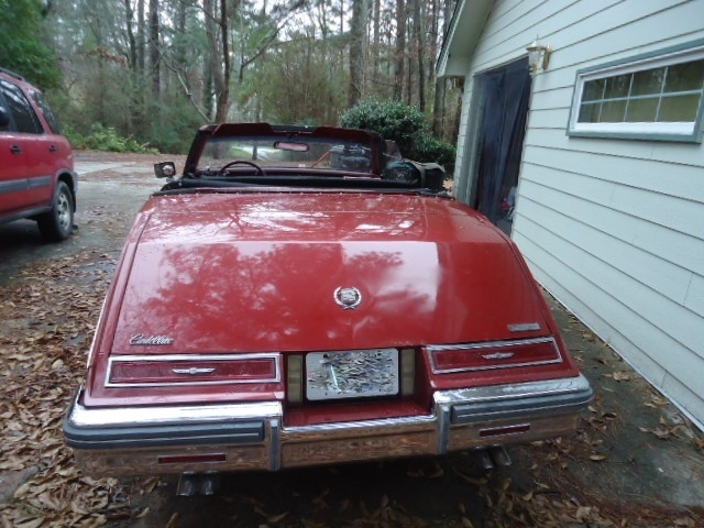 Picture of 1981 Cadillac Seville Base