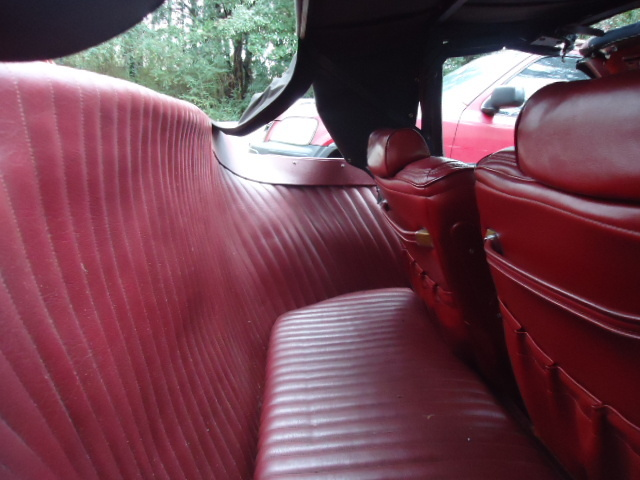 Picture of 1981 Cadillac Seville Base, interior