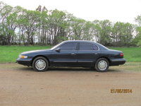 1997 Lincoln Continental Overview