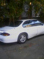 Picture of 1996 Pontiac Bonneville 4 Dr SSE Supercharged Sedan, exterior