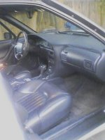 Picture of 1996 Pontiac Bonneville 4 Dr SSE Supercharged Sedan, interior