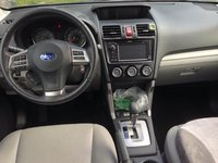 2014 Subaru Forester 2.5i Limited picture, interior