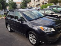 2014 Subaru Forester 2.5i Limited picture, exterior