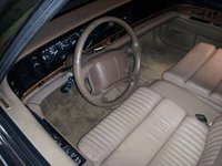 Picture of 1995 Buick Park Avenue 4 Dr Base Sedan, interior