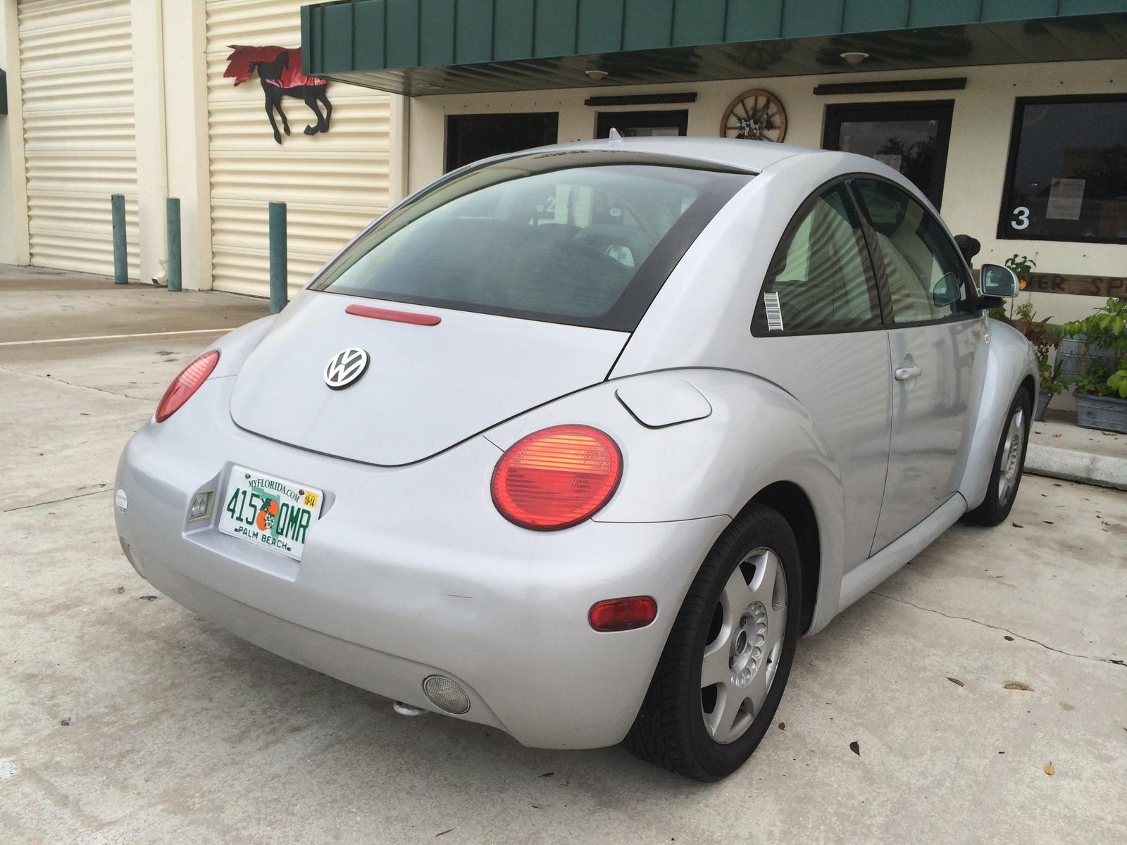 1999 Volkswagen Beetle Overview Cargurus