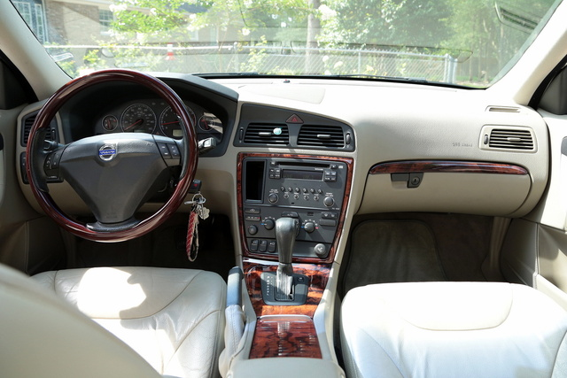 2006 volvo s60 interior pictures cargurus. Black Bedroom Furniture Sets. Home Design Ideas