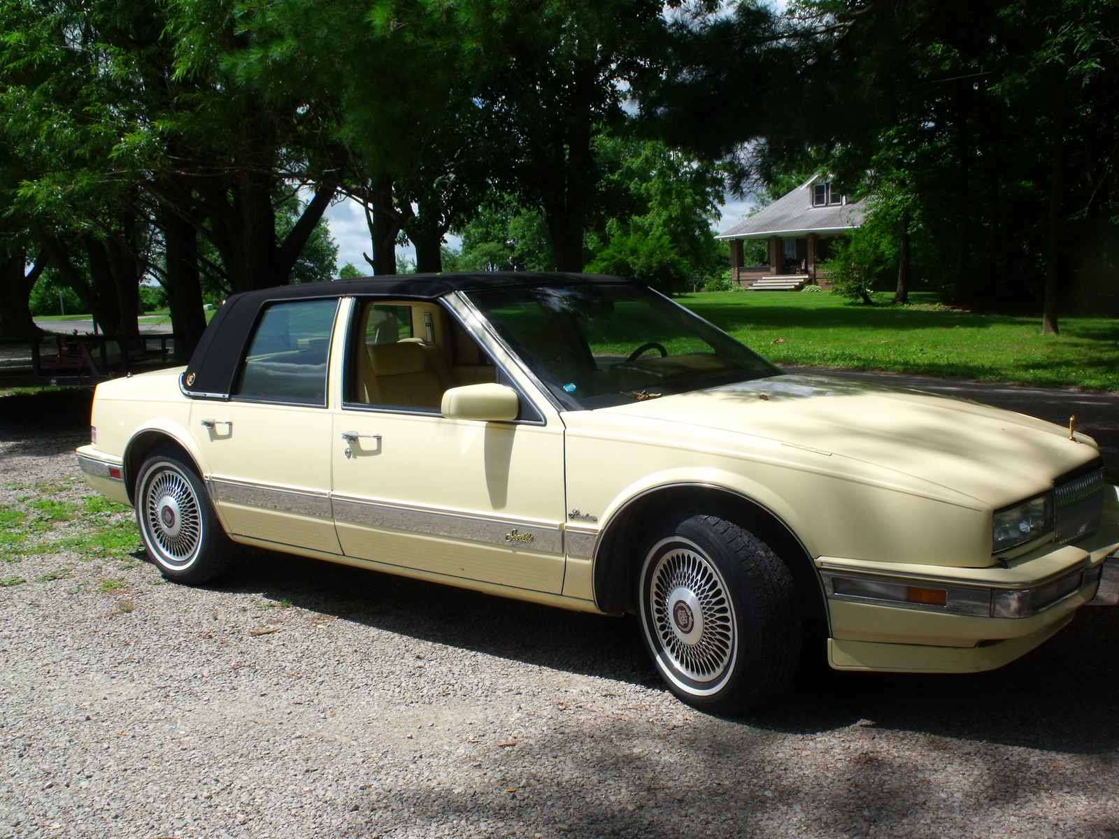 1990 Cadillac Seville Overview Cargurus