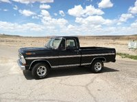 1971 Ford F-100 Picture Gallery