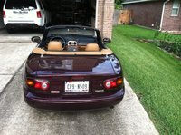 1995 Mazda MX-5 Miata Overview