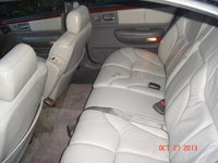 Picture of 1997 Chrysler LHS 4 Dr STD Sedan, interior