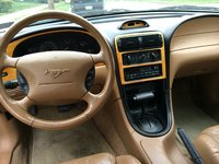 Picture of 1995 Ford Mustang GT Convertible, interior