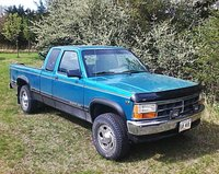1994 Dodge Dakota Overview