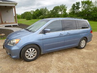 Picture of 2009 Honda Odyssey EX-L FWD with DVD, exterior, gallery_worthy
