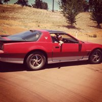 1986 Pontiac Trans Am, transamming down under, exterior