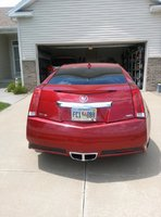 Picture of 2012 Cadillac CTS Coupe Base, exterior