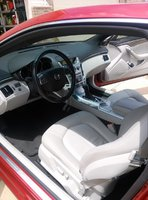Picture of 2012 Cadillac CTS Coupe Base, interior