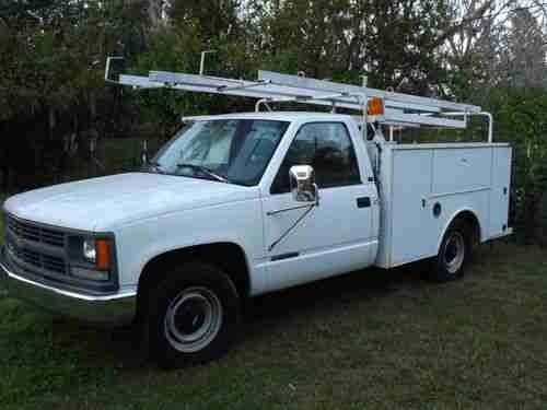 Picture of 1996 Chevrolet C/K 2500 Reg. Cab 8-ft. Bed 2WD, exterior