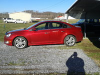 Picture of 2012 Chevrolet Cruze LTZ, exterior