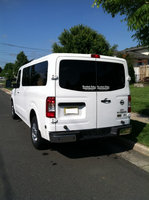 Picture of 2013 Nissan NV Passenger 3500 HD SV V8, exterior