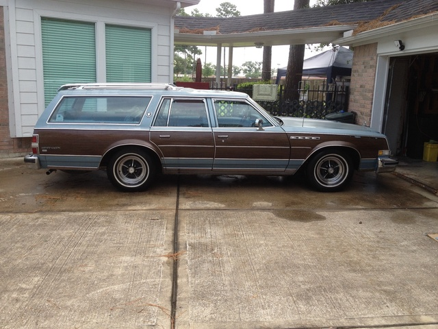 1979 Buick Estate Wagon, Side, exterior, gallery_worthy
