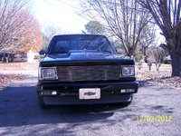 1987 Chevrolet S-10 Tahoe Standard Cab SB, 1987 Chevrolet S-10 Tahoe 350ci, exterior, gallery_worthy