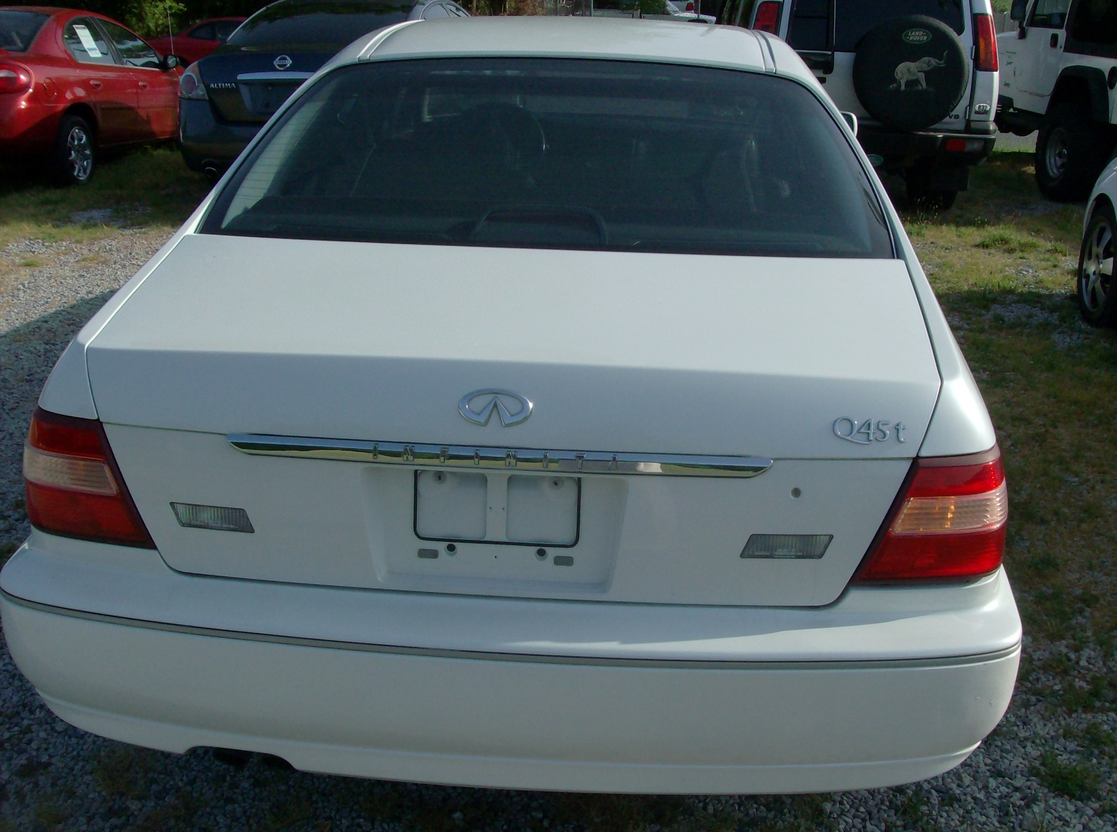 Picture of 1999 Infiniti Q45 4 Dr Touring Sedan