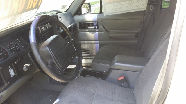 1996 jeep cherokee pictures cargurus - 1996 jeep grand cherokee interior ...
