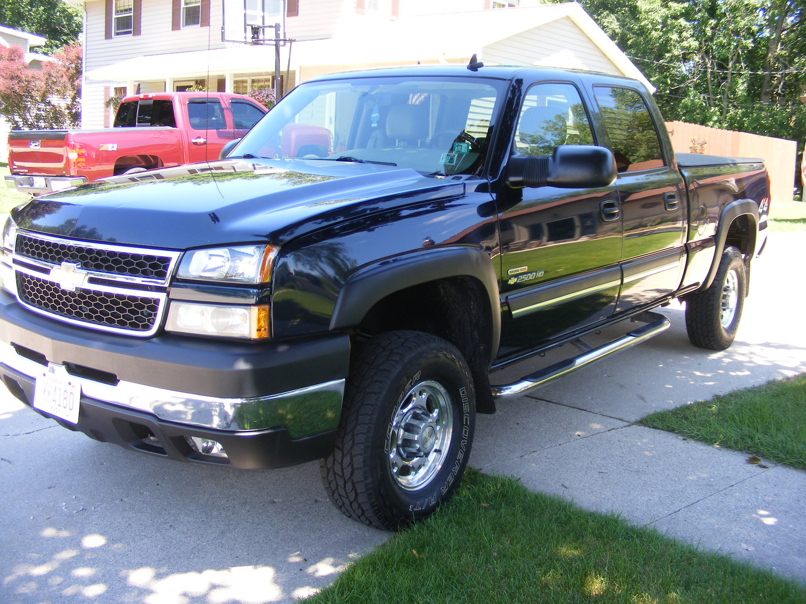 2006 chevrolet silverado 2500hd - pictures