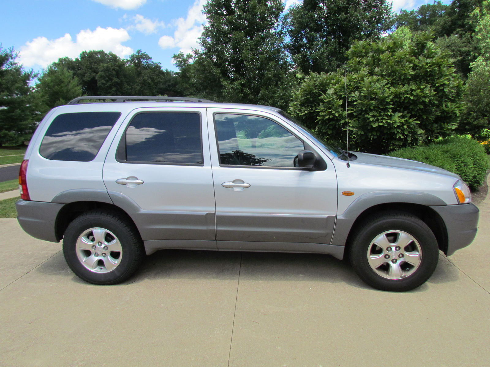 2001 Mazda Tribute Pictures Cargurus