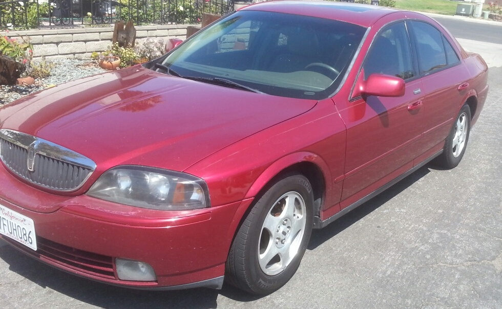 Used Lincoln Ls For Sale San Diego Ca Cargurus