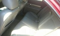 2004 Lincoln LS V8 Sport picture, interior
